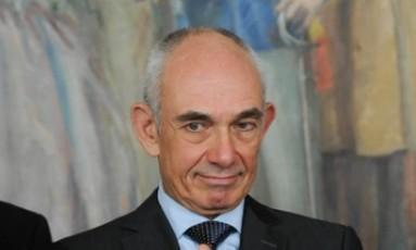 Fabio Schvartsman, que será o novo presidente da Vale Foto: Agência de notícias do Paraná