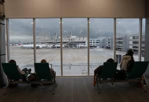 Aeroporto do Galeão Foto: Márcio Alves / Márcio Alves/21-6-2016