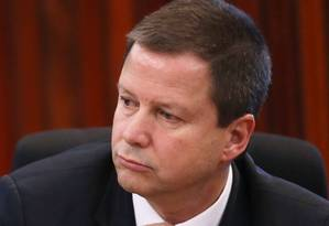 O presidente da OAB, Claudio Lamachia, diz que objetivo é evitar ou reparar lesão a 'preceito fundamental, resultante de ato do Poder Público' Foto: Jorge William / O Globo