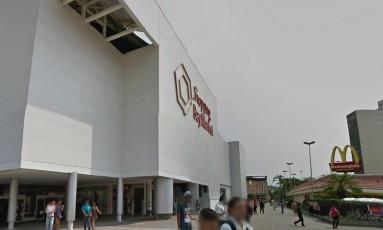 Shopping Bay Market fica no Centro de Niterói Foto: Reprodução/Google Street View