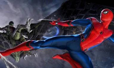 """Filme """"Homem-Aranha: De Volta Ao Lar"""", com data prevista de exibição no Brasil em 6 de julho Foto: Divulgação"""