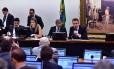 CCJ decreta validade do projeto das 10 medidas contra corrupção Foto: Zeca Ribeiro / Agência Câmara