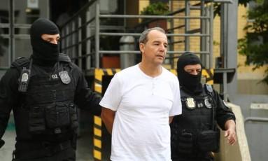 Pedidos eram de operadores no esquema do ex-governador Cabral Foto: Geraldo Bubniak