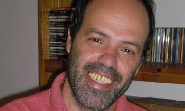 O jornalista Lula Branco Martins tinha 53 anos Foto: Arquivo Pessoal