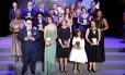 A 14ª edição do Prêmio Faz Diferença homenageou os destaques de 2016, em cerimônia no Copacabana Palace