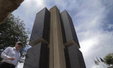 Sede do Banco Central. Foto Aílton de Freitas / Agência O Globo