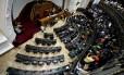 Deputados debatem na Assembleia Nacional da Venezuela em Caracas Foto: FEDERICO PARRA / AFP