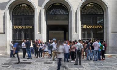 Foto Pedro Kirilos / Agencia O Globo