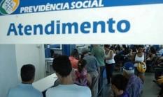 Atendimento na previdência social: aposentados terão juro reduzido Foto: Divulgação