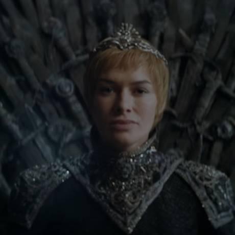 Cena do trailer de 'Game of thrones' Foto: Divulgação
