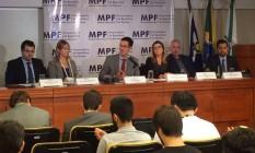 Força-tarefa da Lava-Jato apresentou à Justiça ação de improbidade administrativa contra o PP e dez políticos da legenda Foto: Divulgação