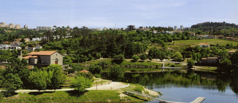 As belezas da região próxima à cidade do Porto Foto: Terceiro / Agência O Globo