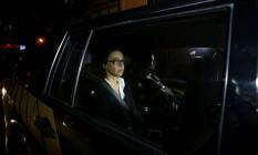 Adriana Ancelmo volta para casa em março, após ser beneficiada com a prisão domiciliar Foto: Marcelo Theobald / Agência O Globo / 29-3-2017
