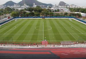 Gávea. Fla sonha com estádio em sua sede, mas a associação dos moradores do Leblon não aprova Foto: Arquivo