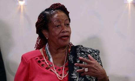 A ministra dos Direitos Humanos, desembargadora Luislinda Valois Foto: Givaldo Barbosa / Agência O Globo 31-03-2017