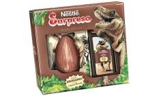 Chocolate surpresa Foto: Divulgação