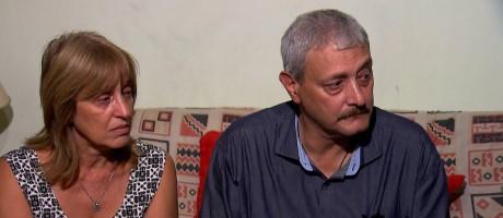 Pais de Matías Carena dizem que assassinos agiram de forma covarde Foto: Reprodução/TV Globo