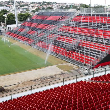 Arena da Ilha Foto: Gilvan de Souza/Divulgação Flamengo