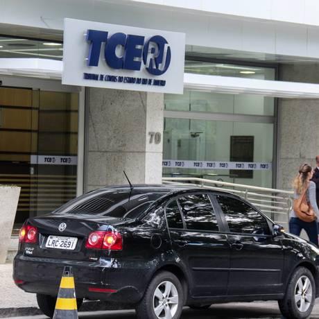 Tribunal de Contas do Estado do Rio Foto: Luiz Souza / Agência O Globo