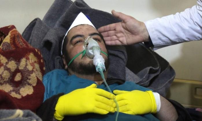 ONU veta prolongamento da investigação ao uso de armas químicas na Síria