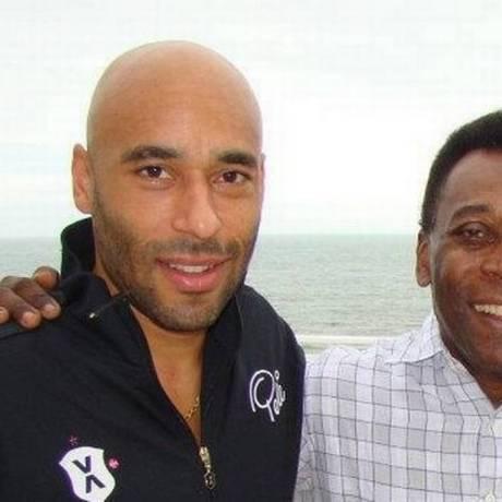 STJ concede habeas corpus a Edinho, filho de Pelé Foto: Agência O Globo