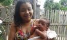 Cássia Moreira abandonou a escola aos 18 anos para cuidar do filho Foto: Arquivo Pessoal