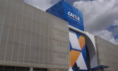 Sede da Caixa Econômica Federal em Brasília Foto: Michel Filho