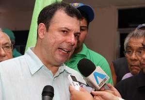 Roberto Enríquez pediu proteção ao Chile Foto: El Nacional/GDA
