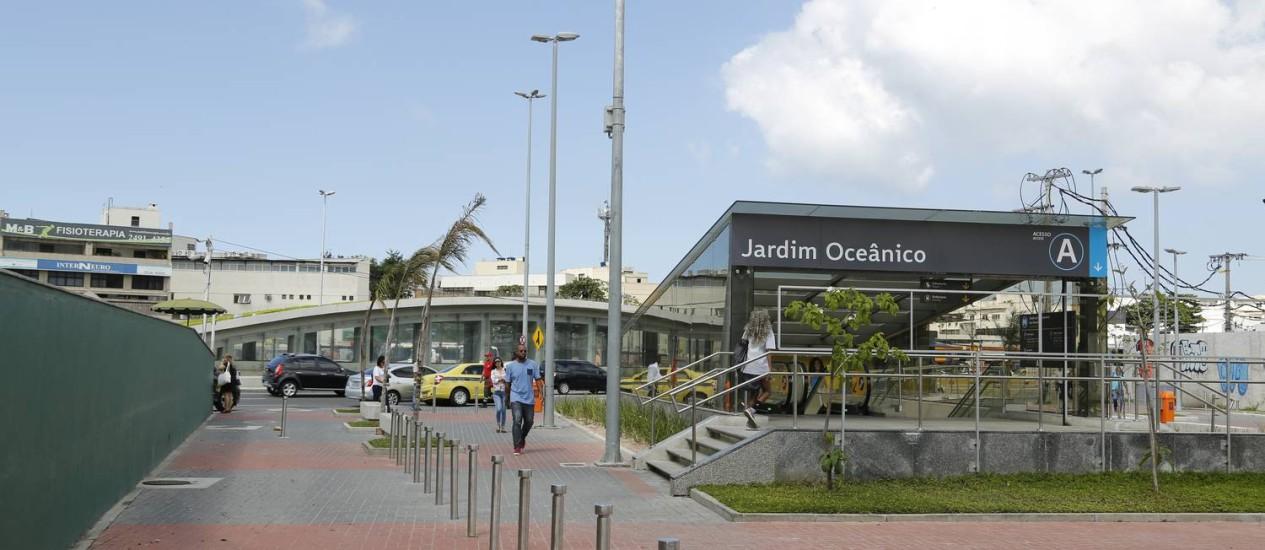 Resultado de imagen para estación Jardín Oceánico