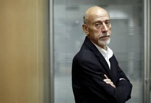 Paulo Tafner, economista especialista em previdência. Foto: Urbano Erbiste/Agência O Globo
