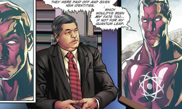 Datena vira personagem de quadrinhos de super-herói da DC Comics