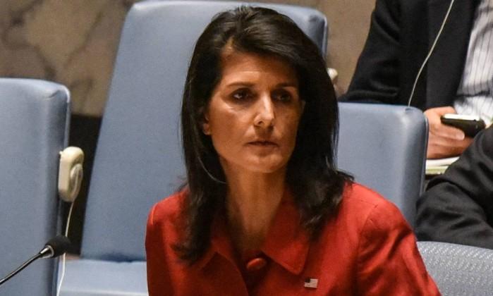 Na ONU, EUA ameaçam nova intervenção militar na Síria. 'Estamos preparados para fazer mais', diz embaixadora