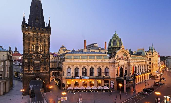 Praga, na República Tcheca Foto: Visit Praga / Divulgação