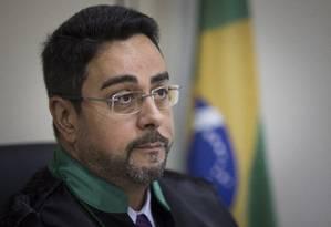O juiz Marcelo Bretas, titular da 7ª Vara Federal Criminal do Rio Foto: Leo Martins / Agência O Globo 21/11/2016