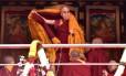 Dalai Lama visita território indiano reivindicado pela China