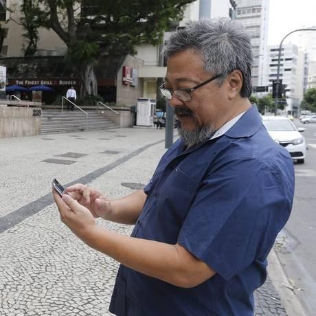 Moradores da Zona Sul criam página para combater violência no Bairros Foto: Agência O Globo/Domingos Peixoto