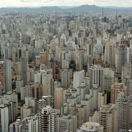 Firmas offshore têm 3,4 mil imóveis na cidade de São Paulo Foto: Marcos Alves / Agência O Globo