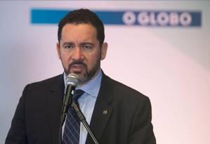 O ministro do Planejamento, Dyogo Oliveira Foto: Agência O Globo / Antonio Scorza