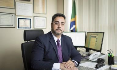 O juiz Marcelo Bretas, da 7ª Vara Federal Criminal do Rio Foto: Leo Martins / Agência O Globo / 21-11-2016