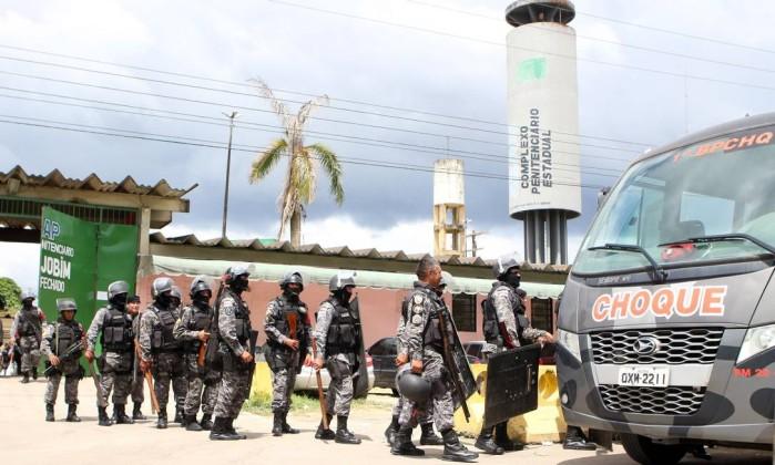 Resultado de imagem para CRISE PENITENCIARIA AMAZONAS 2017