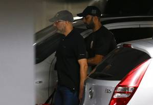 Operação Fatura Exposta prende o ex-secretário de Saúde Sérgio Côrtes Foto: Pablo Jacob / O Globo