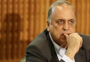 O governador do Rio, Luiz Fernando Pezão Foto: Domingos Peixoto