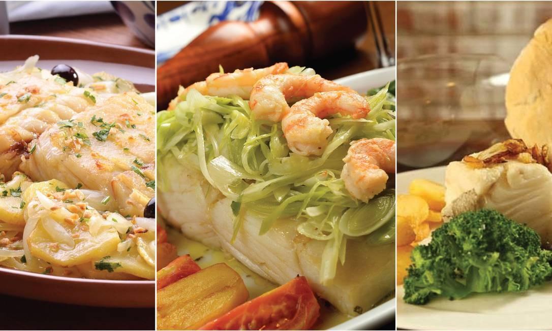 Bacalhau: aprenda receitas de quatro restaurantes portugueses