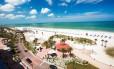 Praia de Clearwater, considerada a melhor dos EUA pelo TripAdvisor