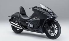 A NM4 Vultus sem retoques: moto é feita em pequena escala Foto: Divulgação
