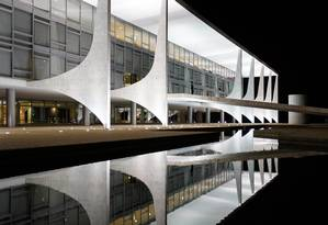 O Palácio do Planalto Foto: Divulgação/Governo Federal