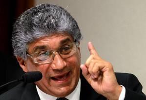 Paulo Preto, ex-diretor da Dersa: sete executivos da Odebrecht relataram irregularidades em sua conduta Foto: Aílton de Freitas/Agência O GLOBO