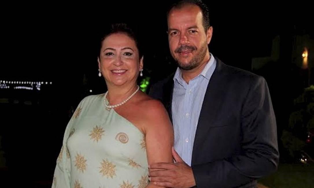 Segundo delatores, Moisés Pinto Gomes intermediou pagamentos de caixa 2 para a senadora Kátia Abreu em 2014 Foto: Agência O Globo