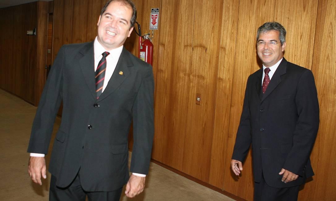 Jorge Viana teria pedido e a Odebrecht teria pago R$ 1,5 milhão, por meio de caixa 2, para a campanha do irmão Tião, em 2010 Foto: Roberto Stuckert Filho -06/10/2006