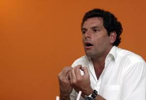 O empresário Alexandre Accioly foi citado nas delações Foto: Marcos Tristão / Agência O Globo - 09/11/2004